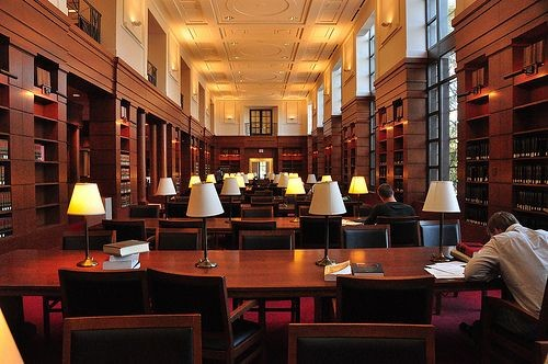 Georgetown University Law Center - Edward B. Williams Law Library - artigo souto correa advogados