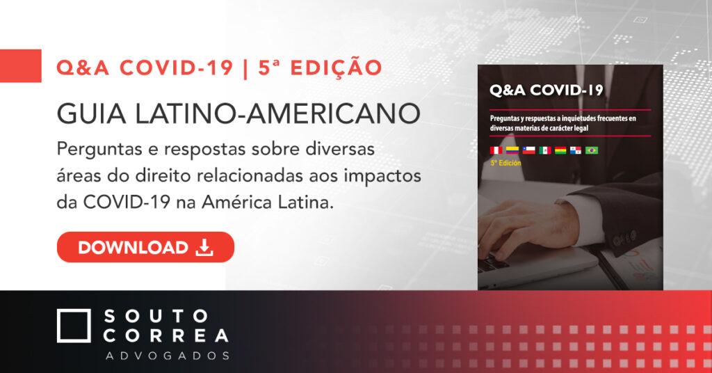Covid-19: guia latino-americano - Preguntas y respuestas a inquietudes frecuentes en diversas materias de carácter legal